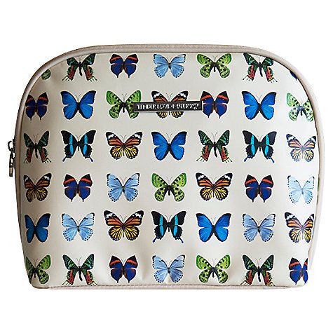 Tender Love + Carry Cosmetic Clutch: Butterfly - Jetsettr.com.au - 2