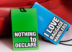 AT Travel Luggage Tag: Nothing To Declare - Jetsettr.com.au - 4