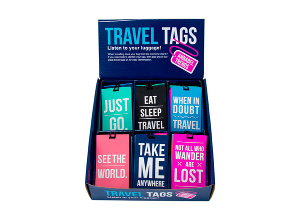 AT Travel Quote Luggage Tags - Jetsettr.com.au - 8