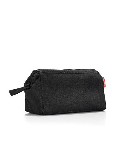 Reisenthel Travelling Travel Cosmetic Bag: Black - Jetsettr.com.au - 1