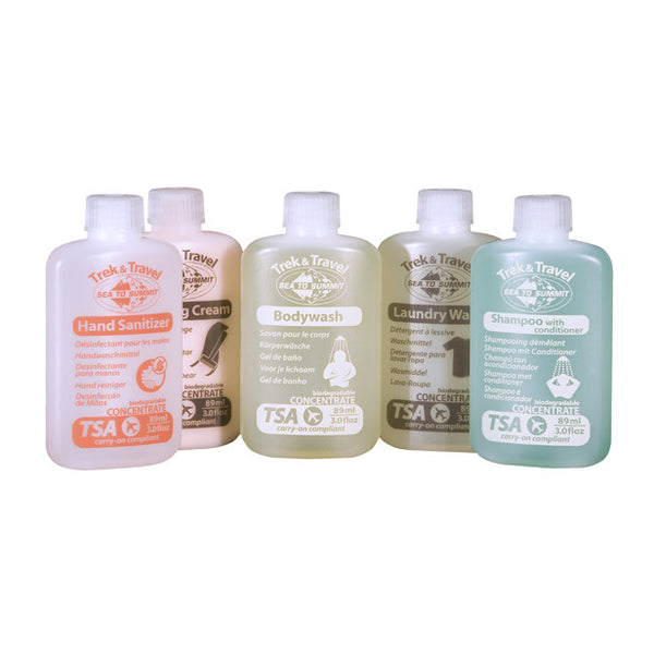 Sea To Summit Trek & Travel 89ml TSA-Approved Travel Essentials: Liquid Laundry Wash - Jetsettr.com.au - 3