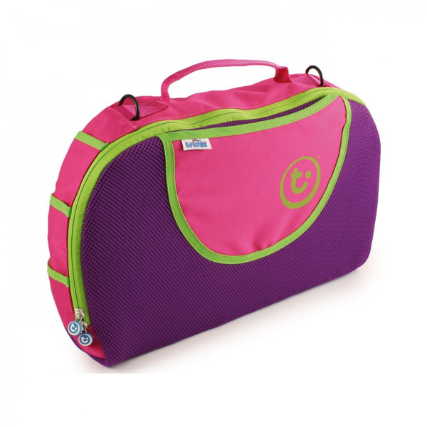 TRUNKI 3 in 1 Tote Bag: Pink - Jetsettr.com.au - 1