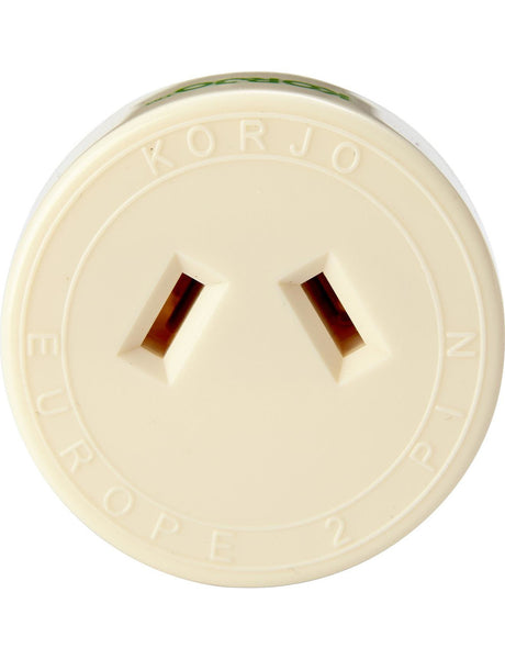 Korjo Travel Adaptor Australia > Italy & Switzerland - Jetsettr.com.au - 1