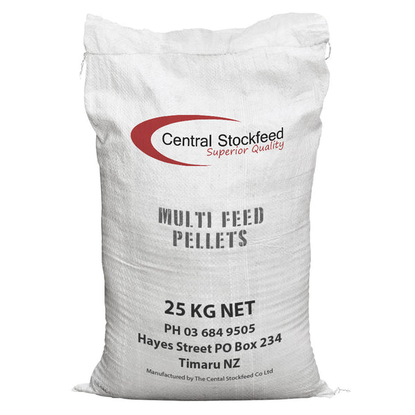 Multi-Feed Pellets