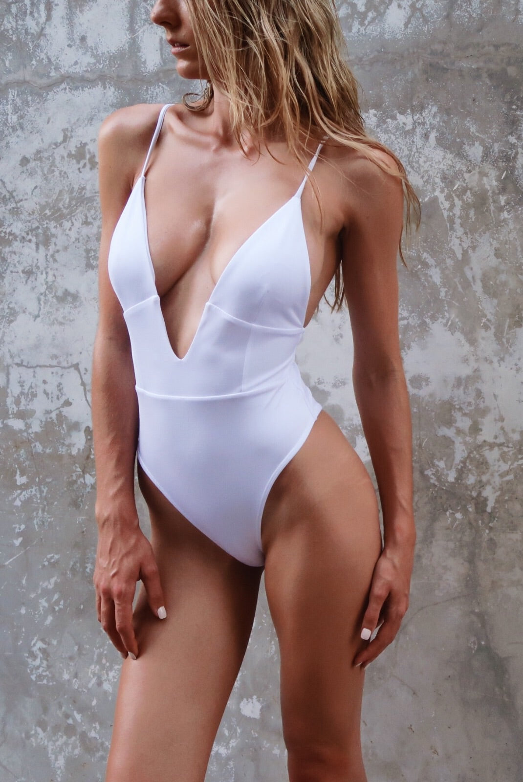 MONACO ONE PIECE - WHITE