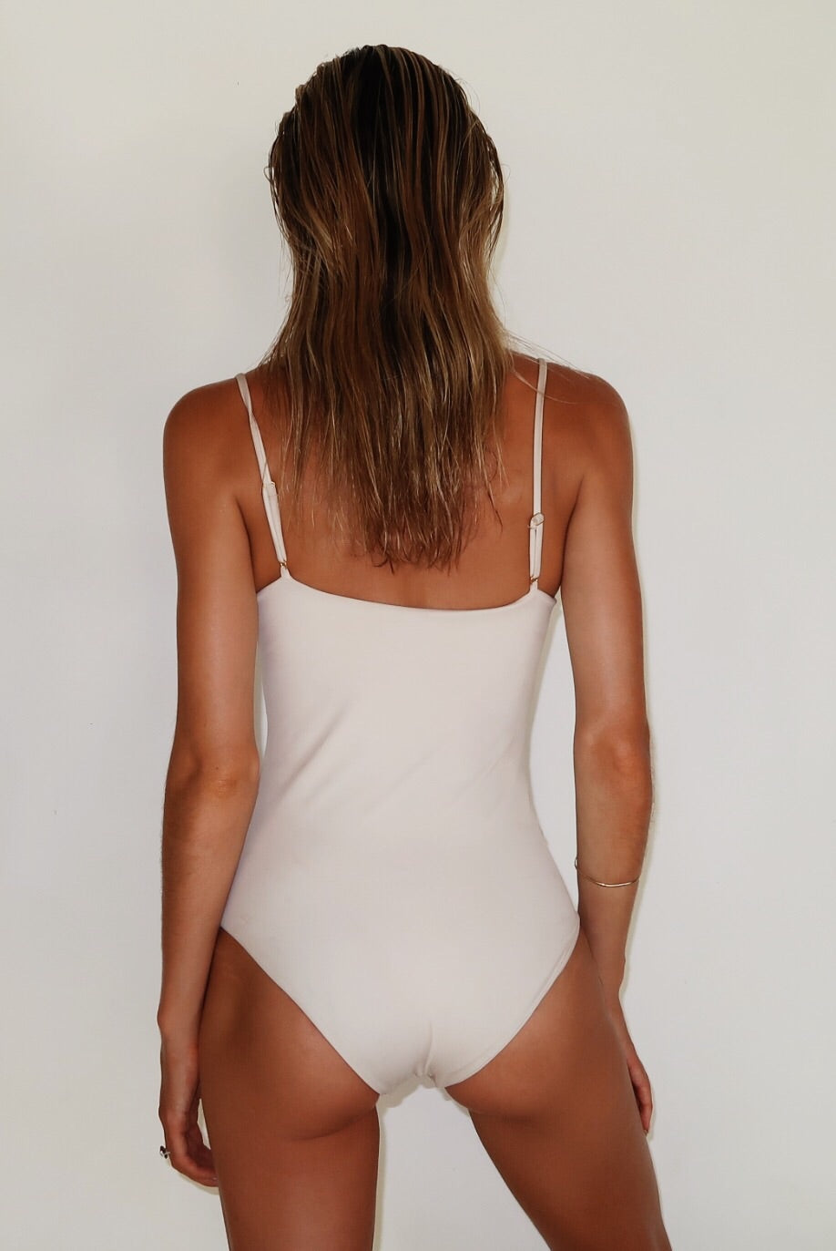 ALLURE ONE PIECE - CREAM