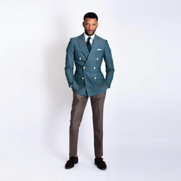 How Teal Can Be A Powerful Color In Your Wardrobe