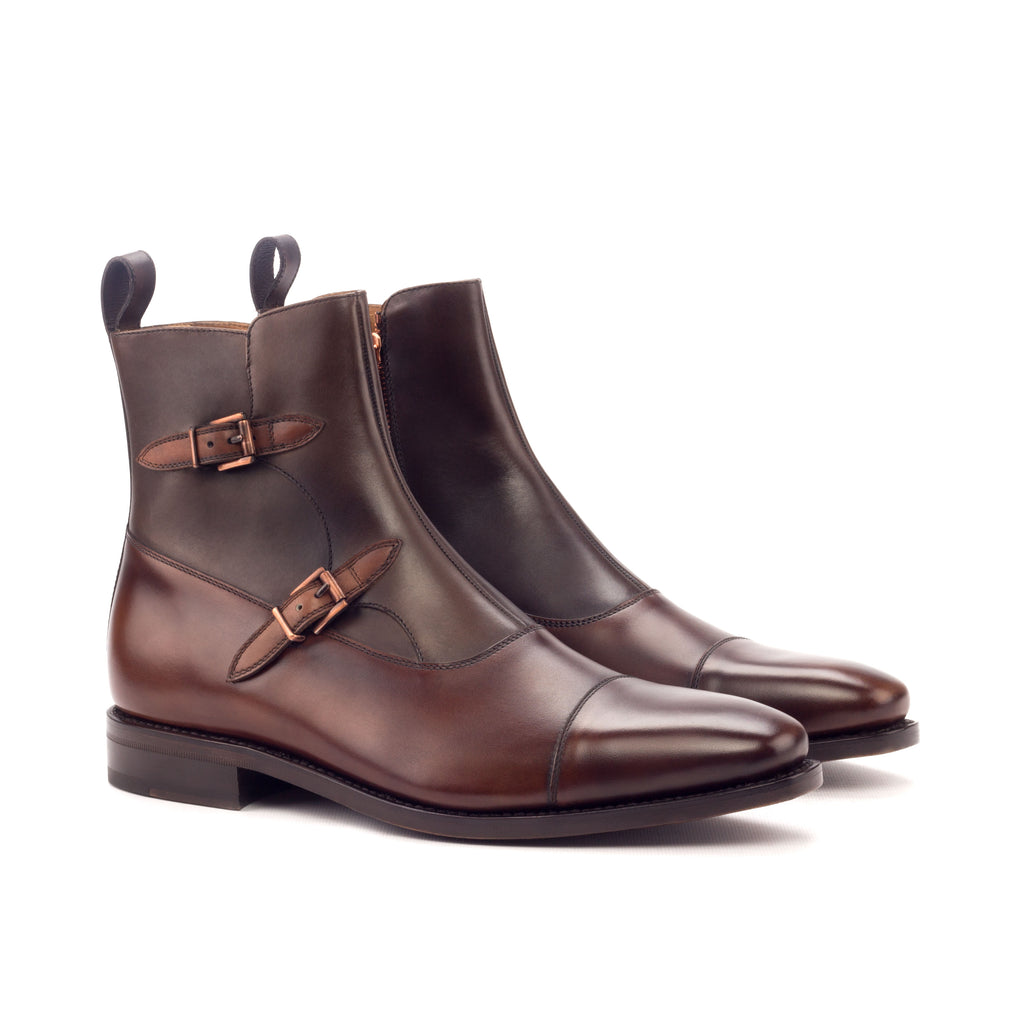 Brown Octavian Boots