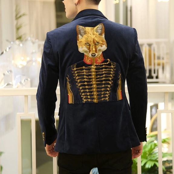 The Sly Fox Blazer