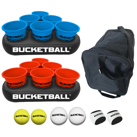 5 Gallon Bucket Beer Pong Beach Edition Party Pack