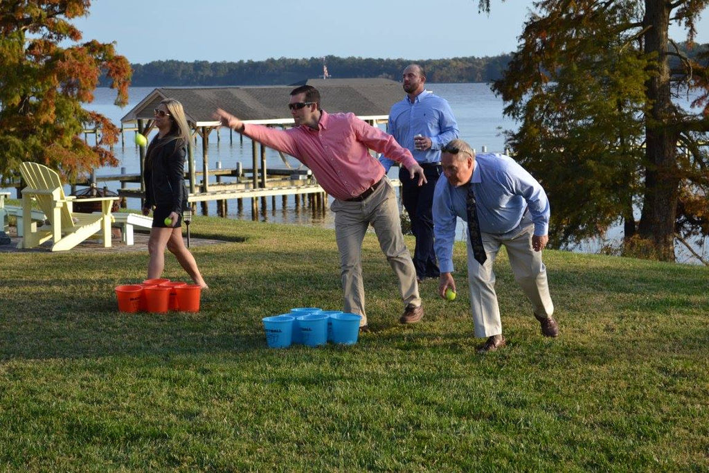 Tailgate Bucket Pong at Events
