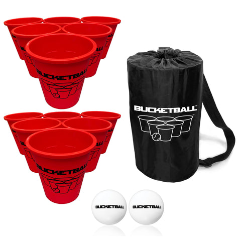 Tailgate Bucket Pong Giant Beer Pong™ Edition Starter Pack
