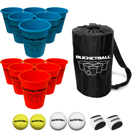 5 Gallon Bucket Beer Pong Beach Combo Pack