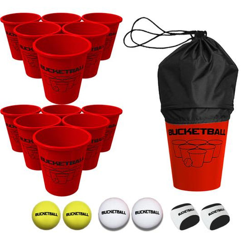 5 Gallon Bucket Beer Pong - Giant Beer Pong™ Edition - Combo Pack