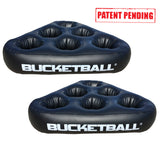 BucketBall Inflatable Rack Set