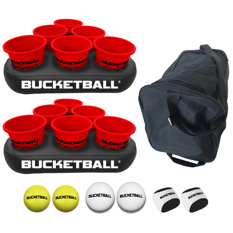 Bullseye Yard Pong - Giant Beer Pong Party Pack