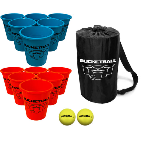 Tailgate Bucket Pong Beach Edition - Starter Pack