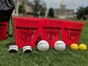 BucketBall™ - Giant Beer Pong™ Edition - Combo Pack - BucketBall