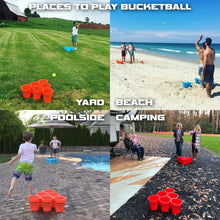 Places to play the BucketBall Beach Edition Starter Pack