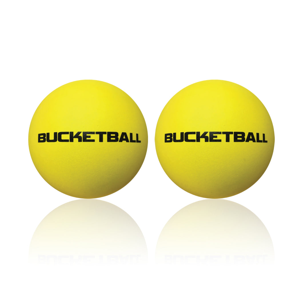 BucketBall™ - Hybrid Game Balls (2 Pack) - BucketBall
