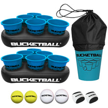 All Blue Color BucketBall Party Pack
