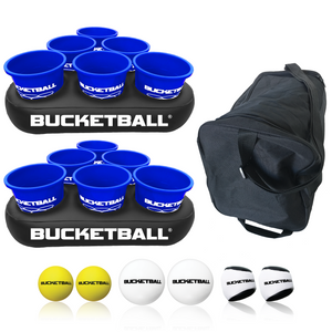 BucketBall - Team Color Edition - Party Pack (Navy Blue/Navy Blue) - BucketBall
