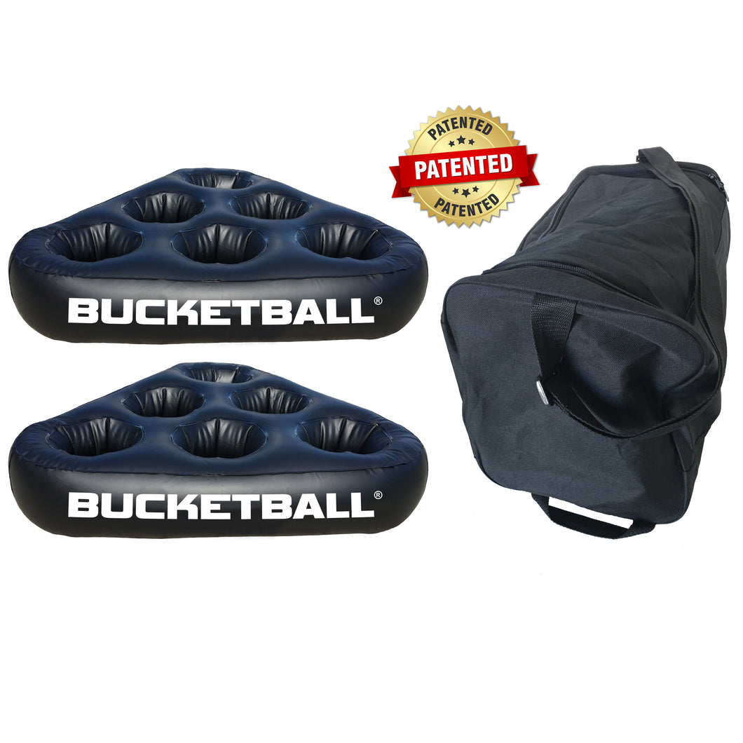 BucketBall Inflatable Rack Set Patented