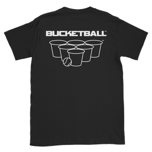 BUCKETBALL Official Logo - Short-Sleeve Unisex T-Shirt - BucketBall