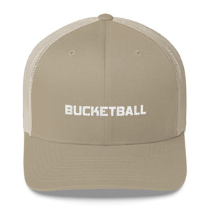 BucketBall Trucker Cap - BucketBall