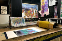Printmaking Workshop for Kids & Adults