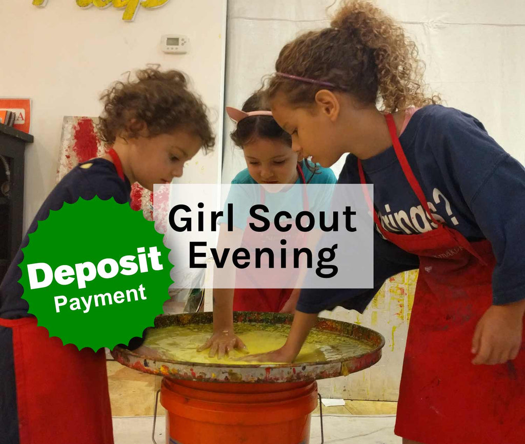 Girl Scout - Deposit Payment