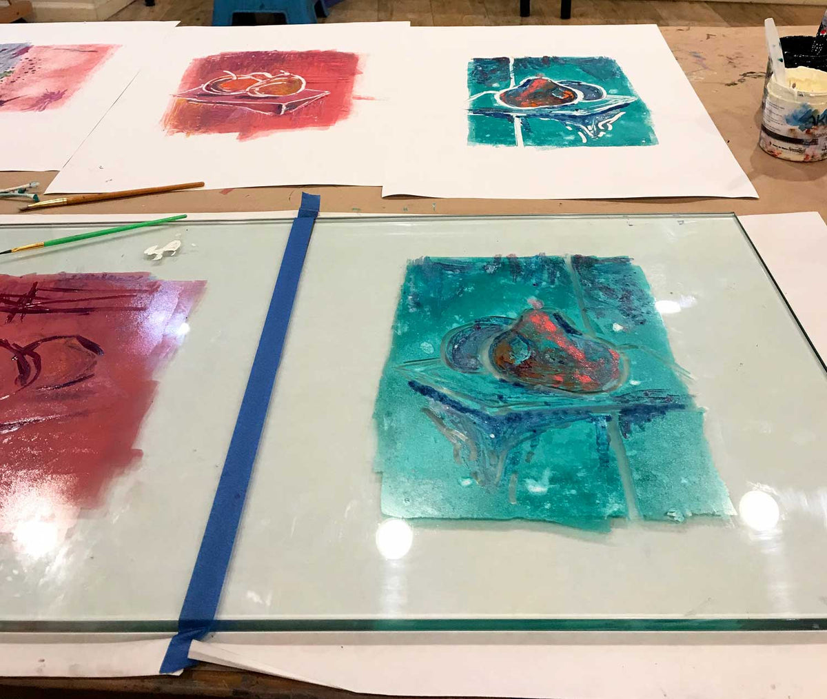 Experimental Printmaking, Friday DEC 28