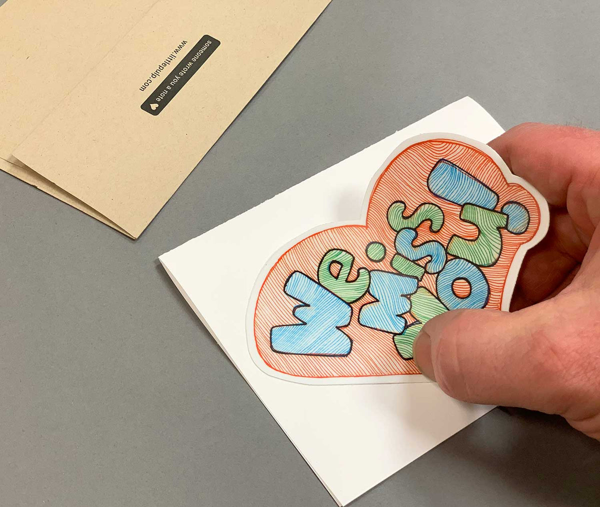 Make your own card Kit