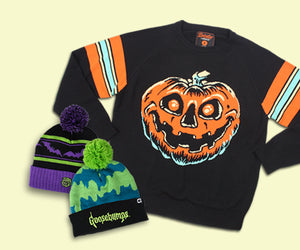 Stay Cozy and Creepy all winter long!