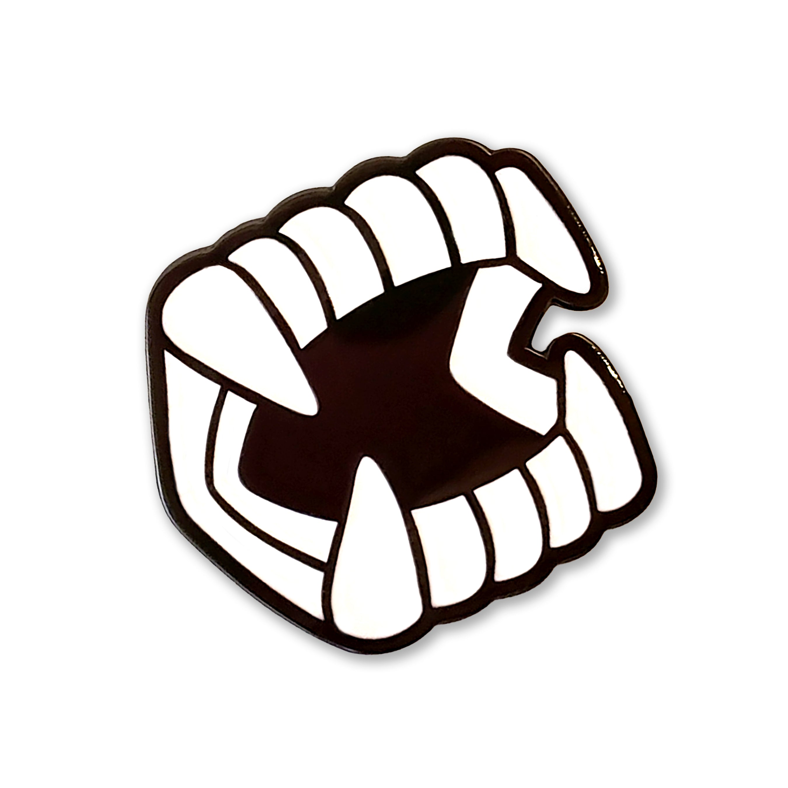 Chompers® Enamel Pin