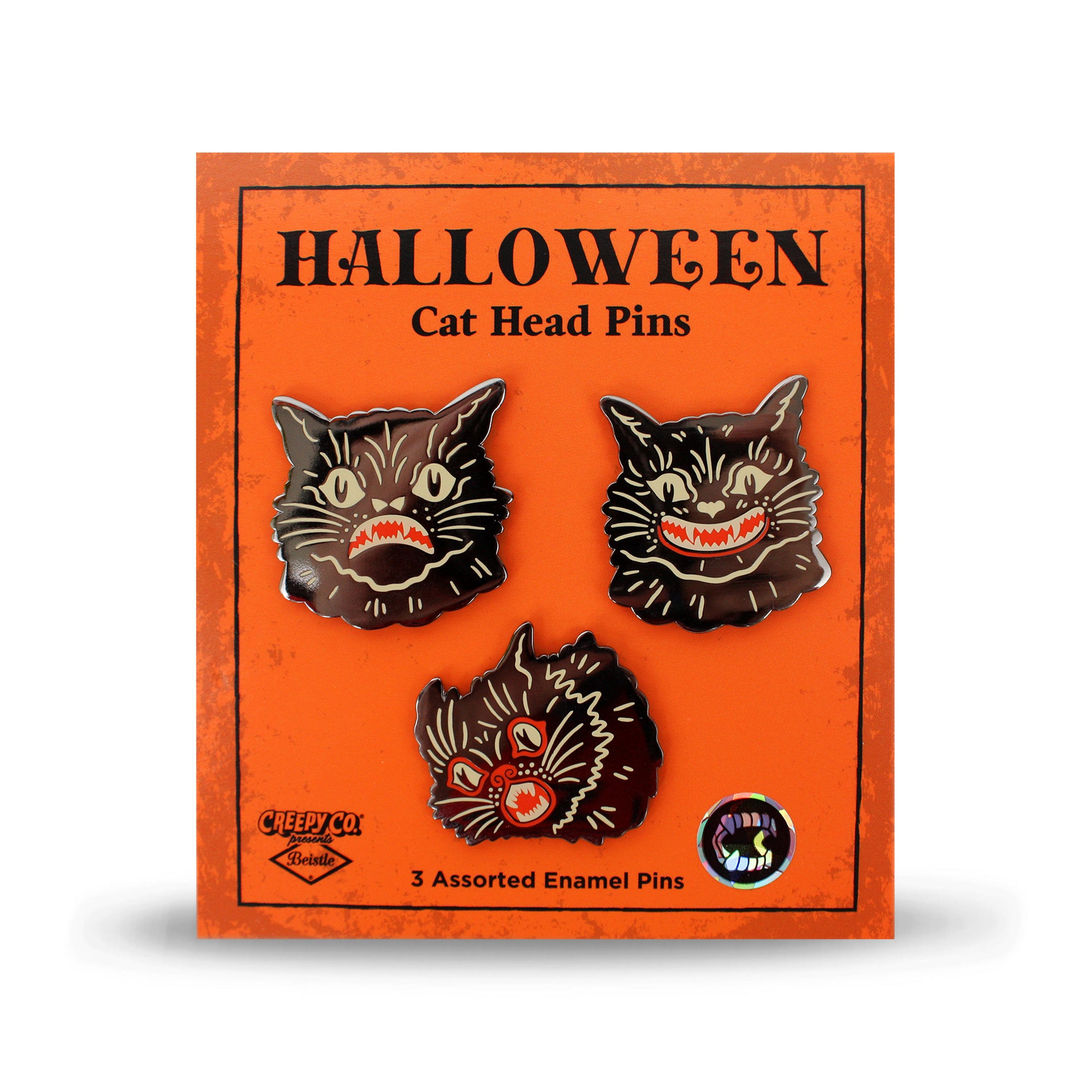 "Beistle® Scratch Cat ""Scare"" Package"
