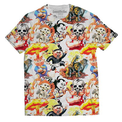 Garbage Pail Kids® Pattern Print Shirt
