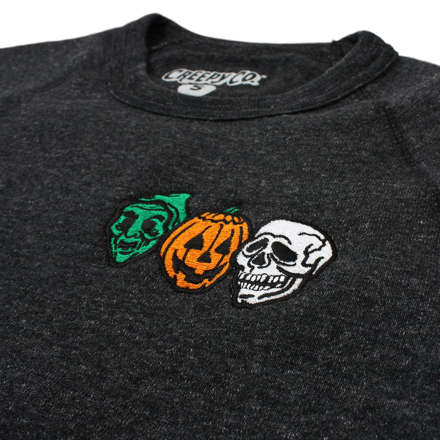 Masks Crewneck Sweatshirt