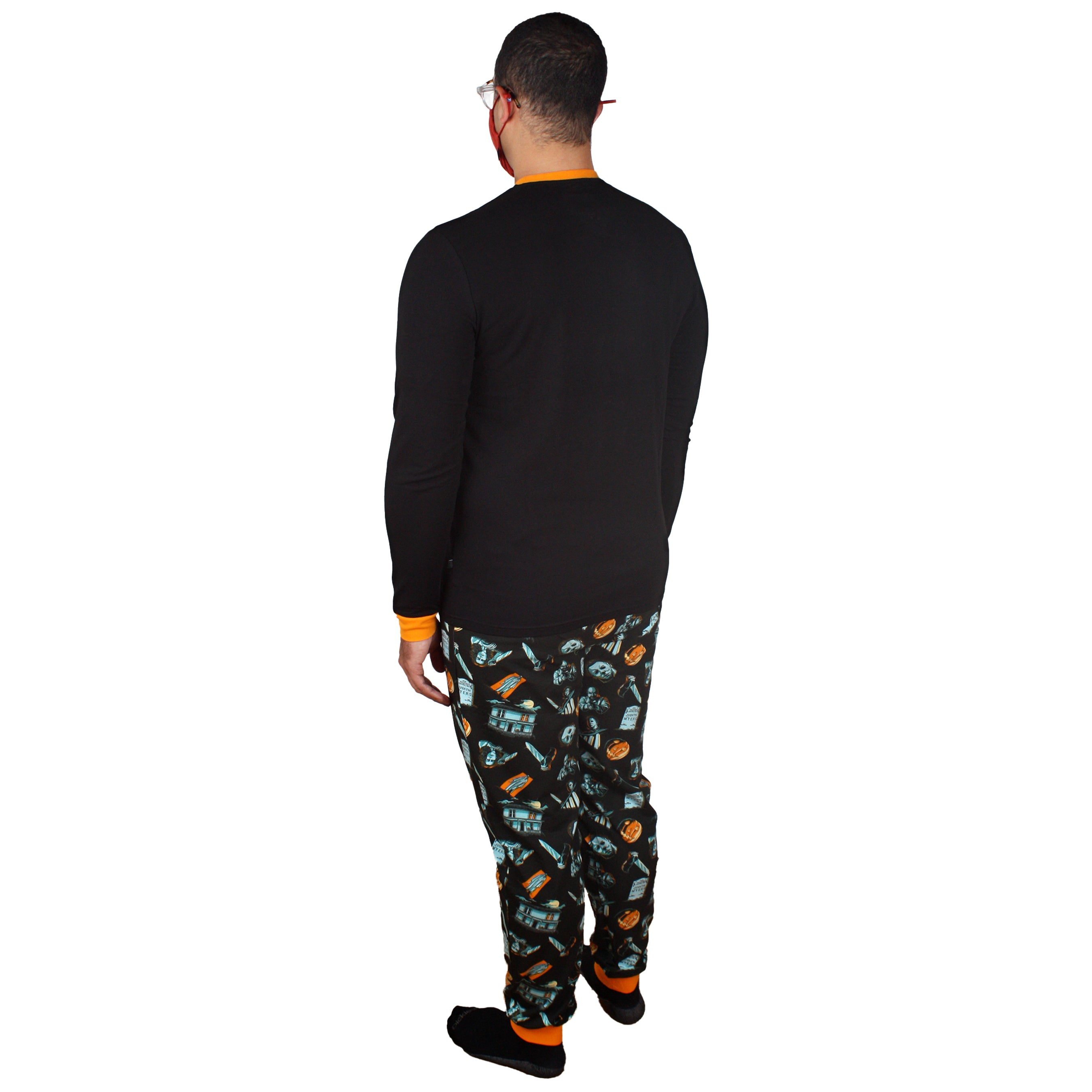"Halloween® Pajama Pair ""Scare"" Package"