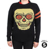 Beistle® Lantern Skull Knit Sweater