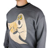 Beistle® Candle Ghost Crewneck Sweatshirt