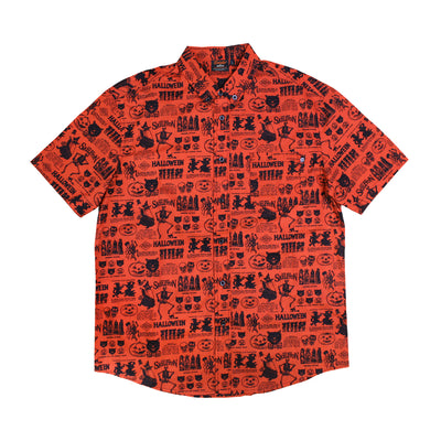 Beistle® Catalog Pattern Button-Up Shirt