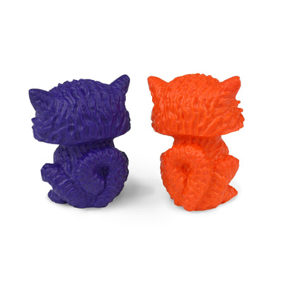 Beistle® Halloween Jack O' Cat Collectible Mini Figure