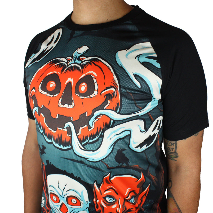 Beistle® Halloween Night Mega Print Tee