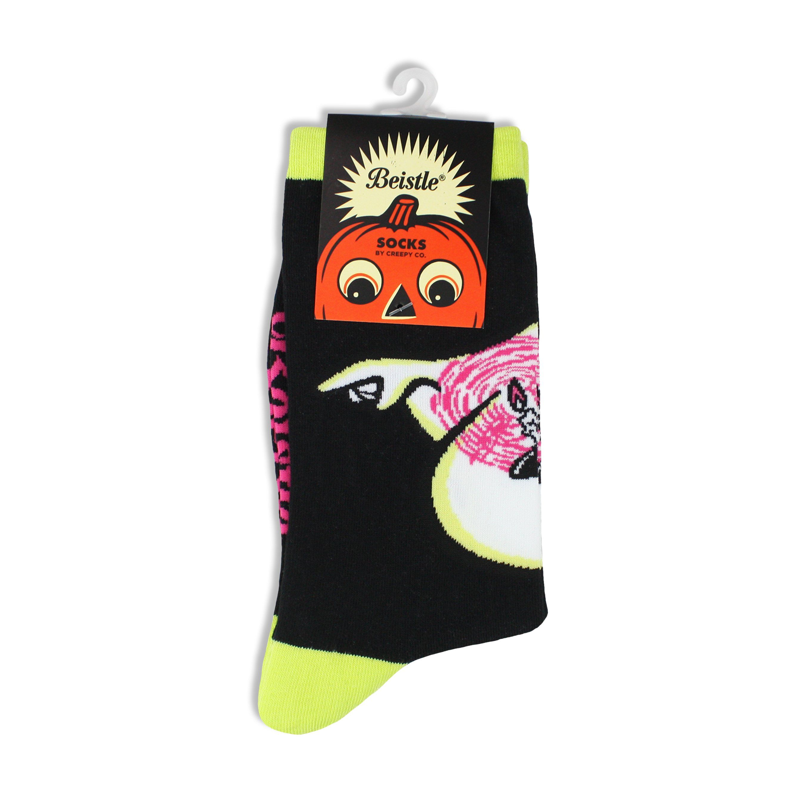 Beistle® Candle Ghost Socks