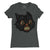 Beistle® Gray Scratch Cat Ladies Tee