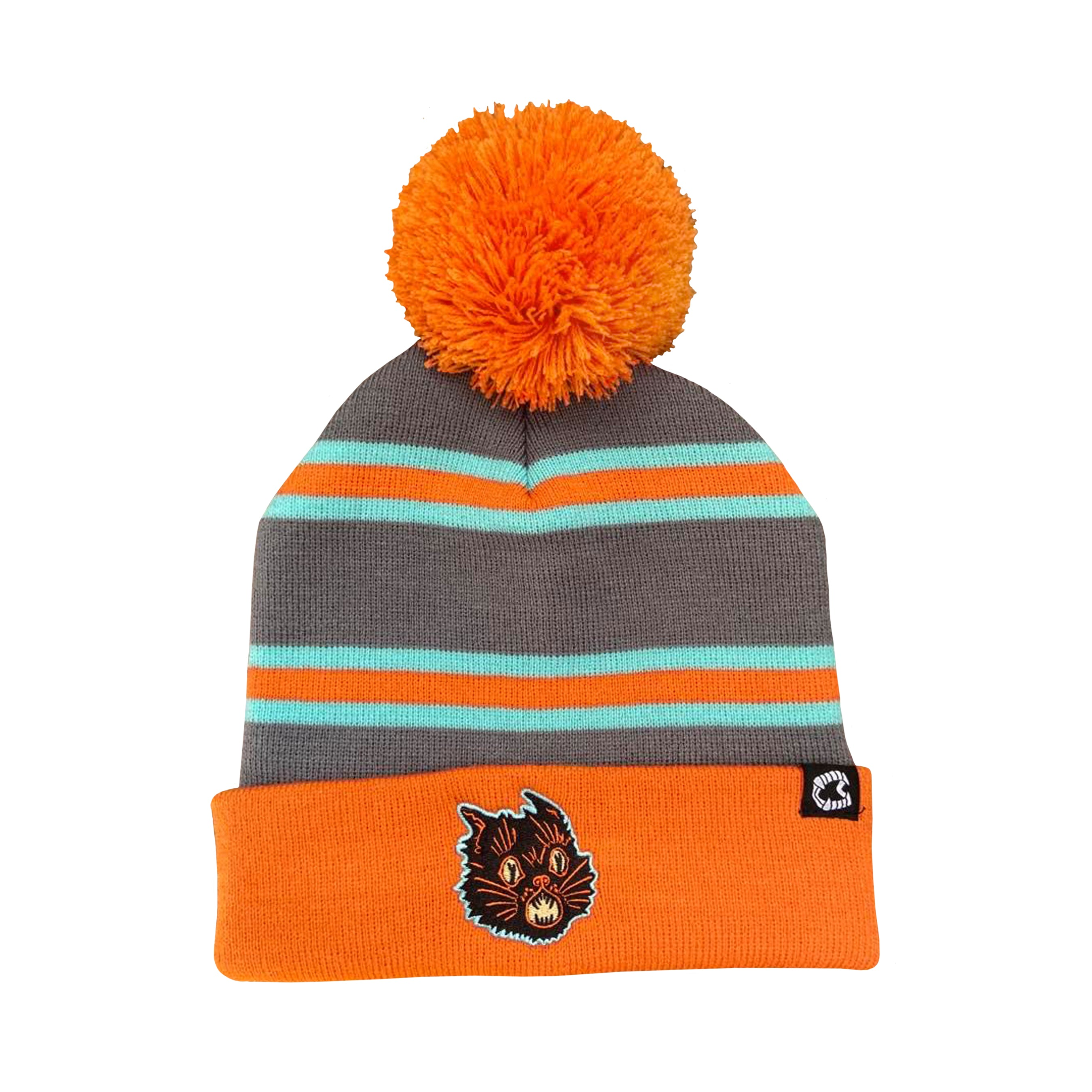 Beistle Scratch Cat Pom Beanie