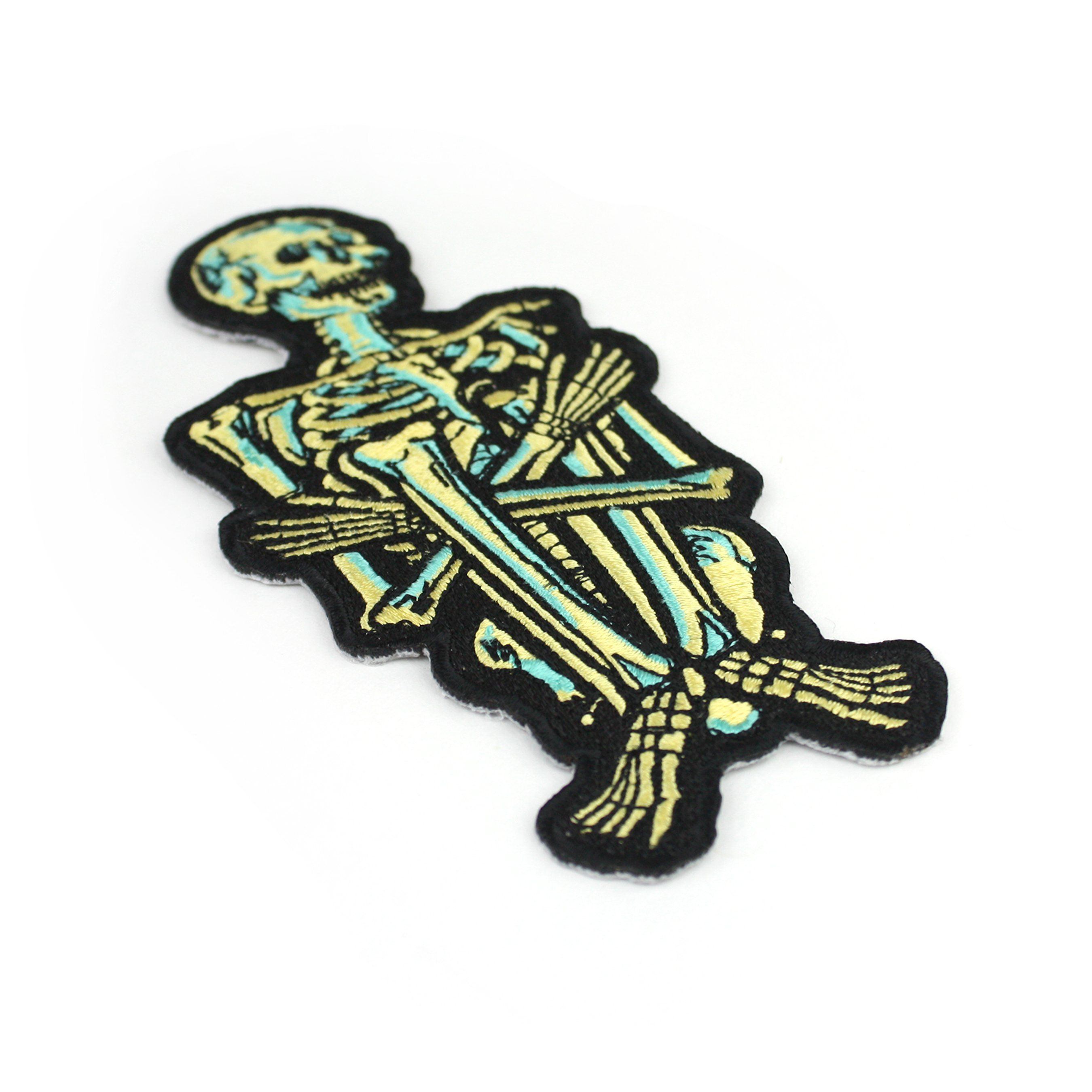 Beistle® Monster Skeleton Patch