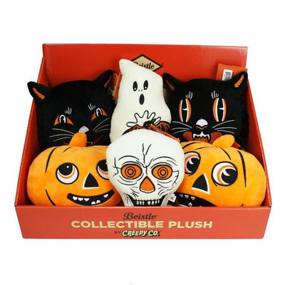 Beistle® Mischief Cat Collectible Plush