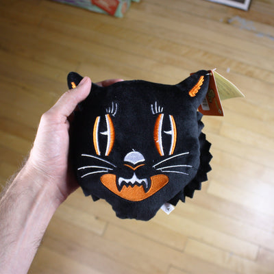 Beistle® Scratch Cat Collectible Plush - Creepy Co.